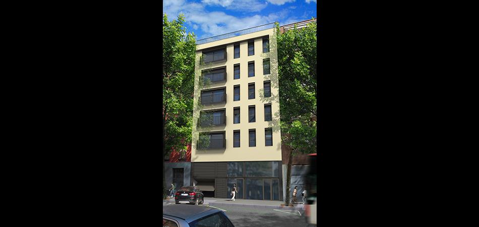 Продается квартира в Сан-Мартин, Барселона.