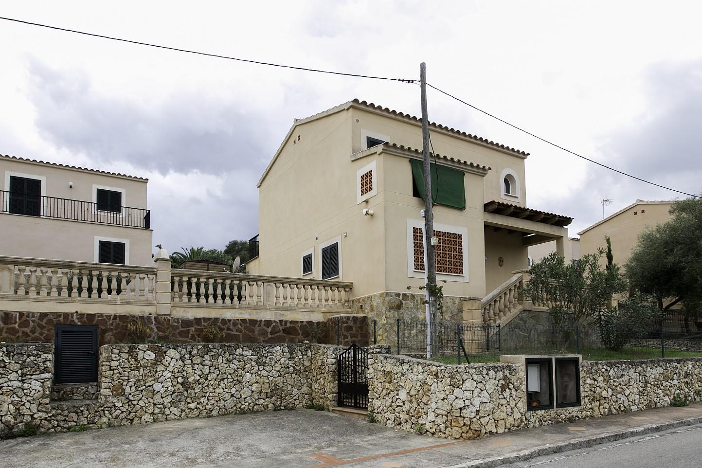 Alrededores de bonita casa en venta en Urb. Villas de Cala Romántica en Mallorca