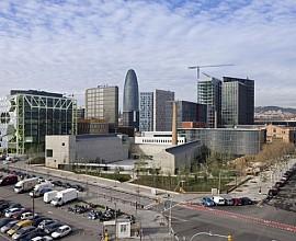 Industriegebäude mit der Möglicheit ein Hotel zu bauen in Barcelona