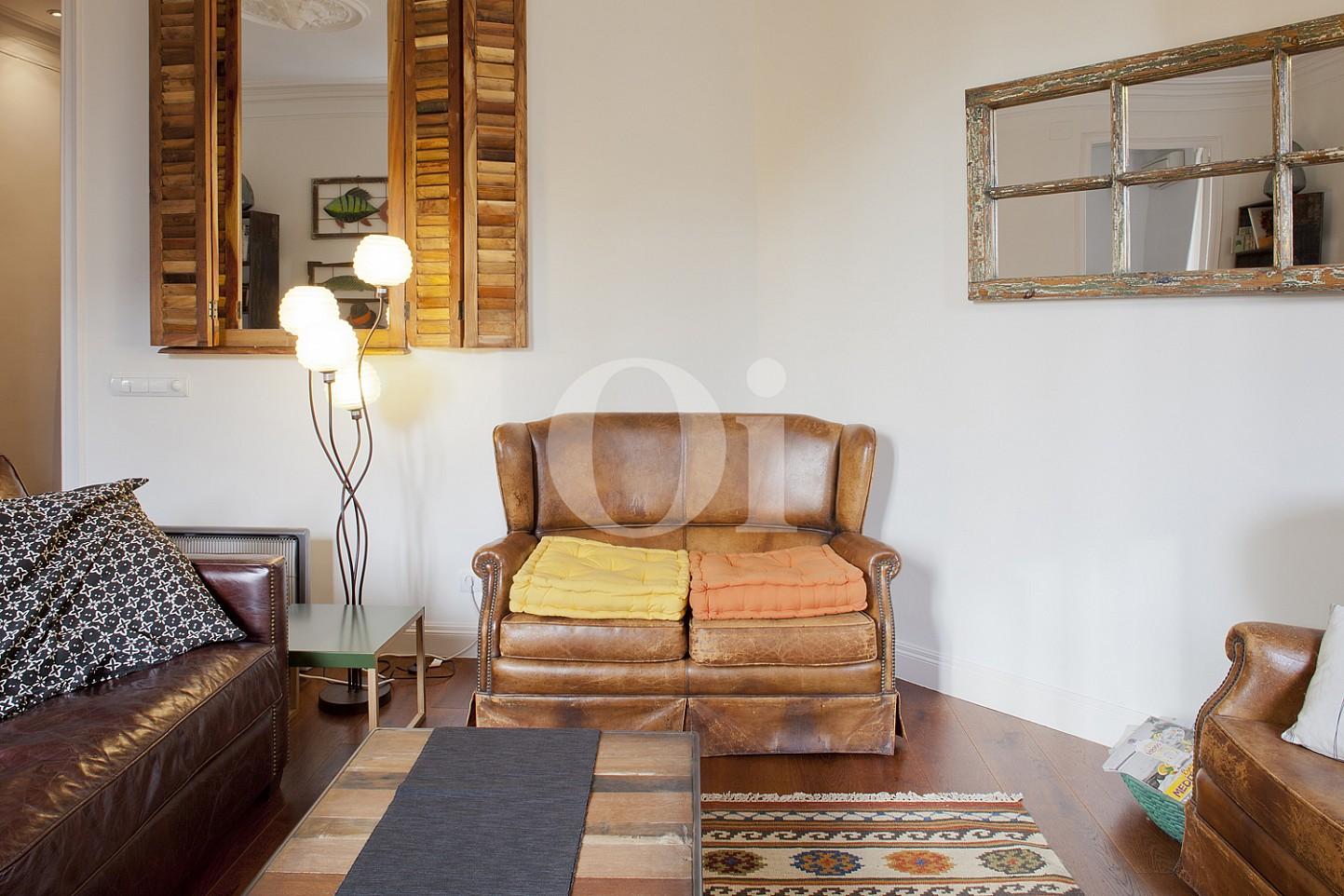 Гостиная квартиры на продажу в Eixample Derecho