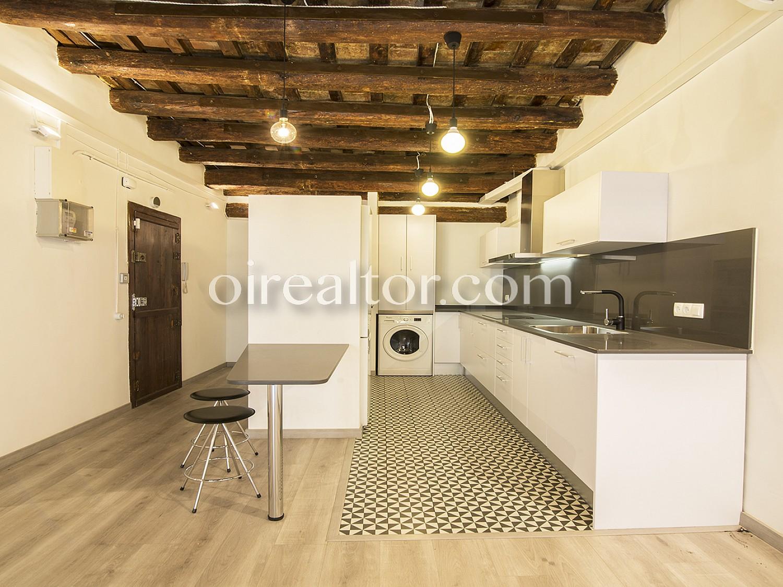 Продается квартира в Эль Готико, Барселона.