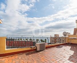 Apartamento con espectaculares vistas al mar en la Barceloneta