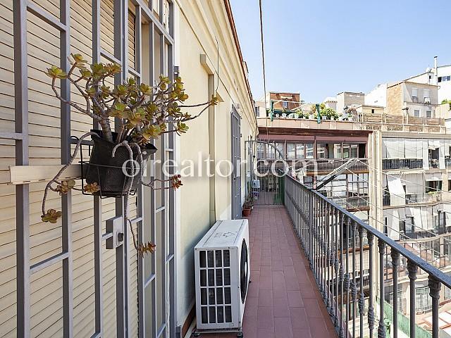 02 Terraza, piso en venta en Barcelona