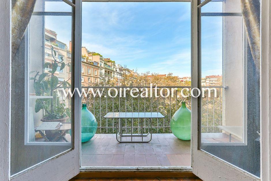 Продается квартира в Turó Park, Барселона