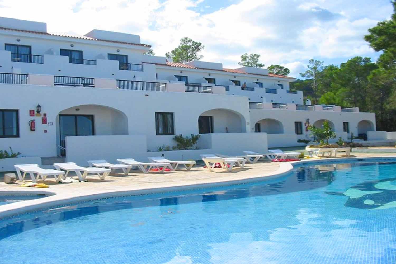 Habitatges amb piscina comunitària