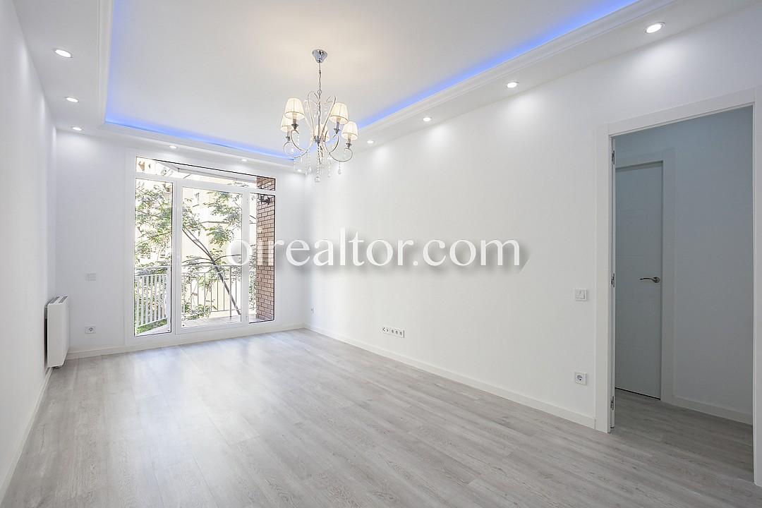 Продается квартира в Ла Сагрера, Барселона