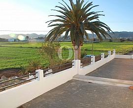 Preciosa casa ibicenca en alquiler en Ses Salines, Ibiza