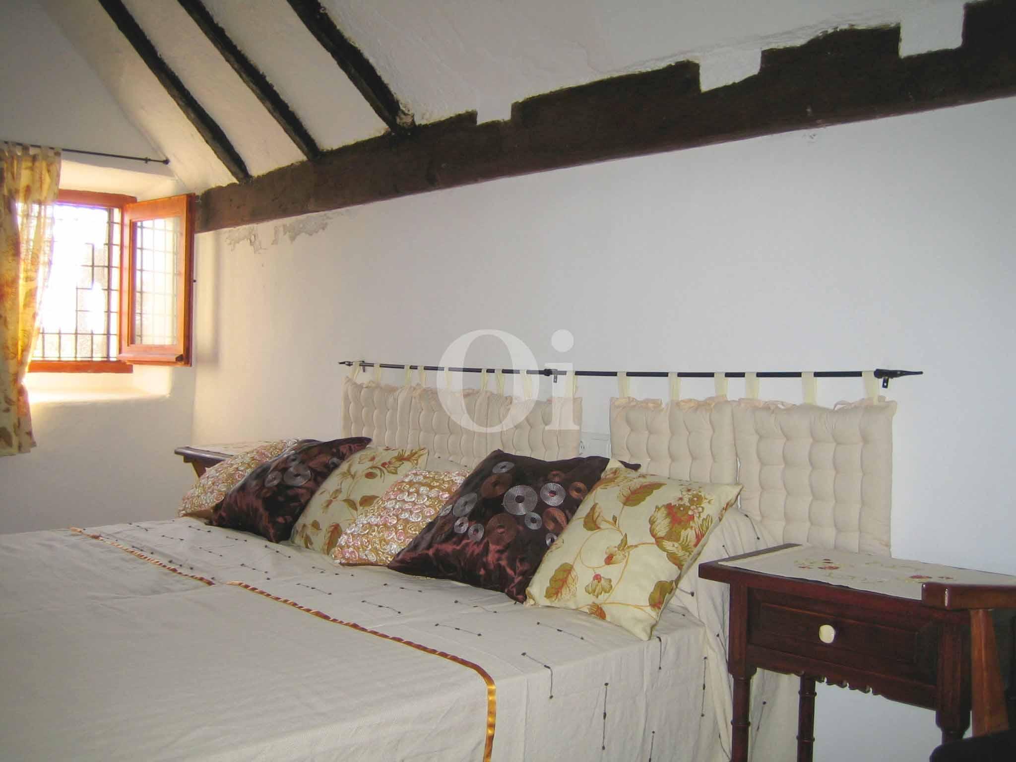 Dormitori d'una preciosa casa en lloguer a Ses Salines