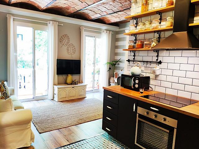 Flat for rent in Eixample Izquierdo, Barcelona.
