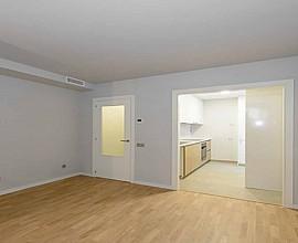 New build duplex in Barcelona's Gracia district