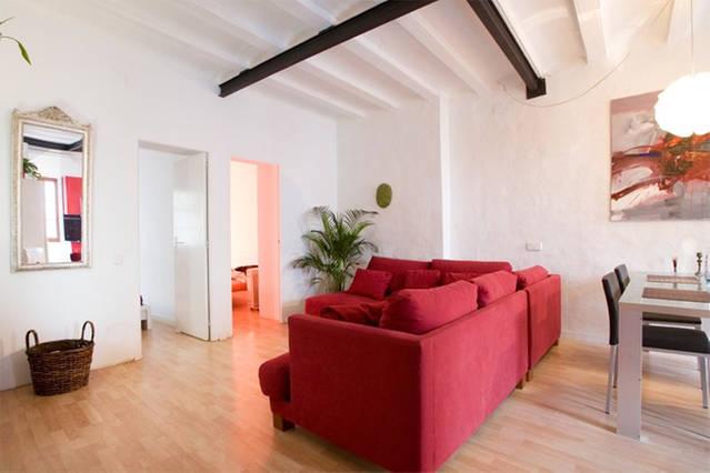 Продается квартира в Эль Борне, Барселона.