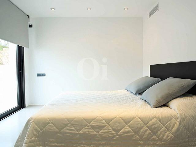 Dormitori d'una Vila luxosa en venda a Santa Gertrudis, Eivissa