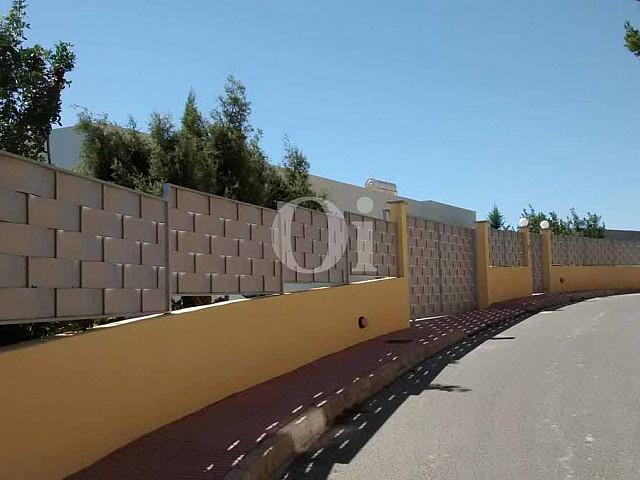 Weg zu einer Villa zum Verkauf in Can Furnet, Ibiza