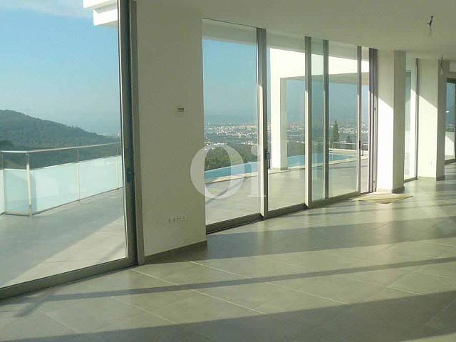 Zugang nach aussen einer Villa zum Verkauf in Can Furnet, Ibiza