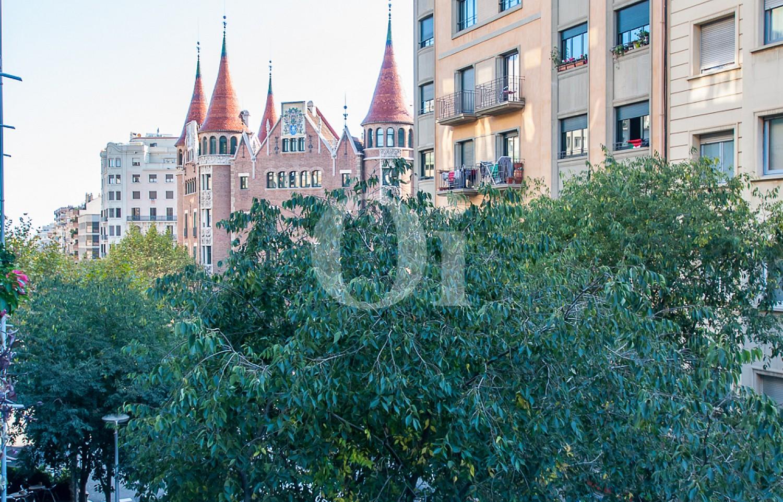 Pis en venda a l'Eixample Dreta de Barcelona