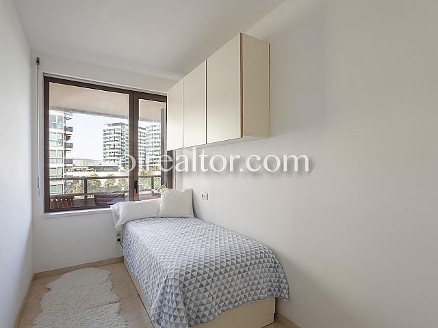 Habitación de precioso Piso en alquiler Diagonal Mar, Barcelona