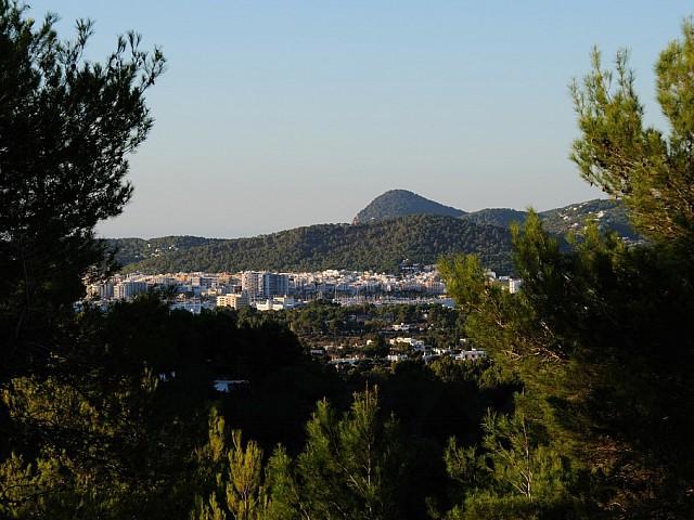 Alrededores de exclusiva villa con fantasticas vistas en alquiler, Ibiza