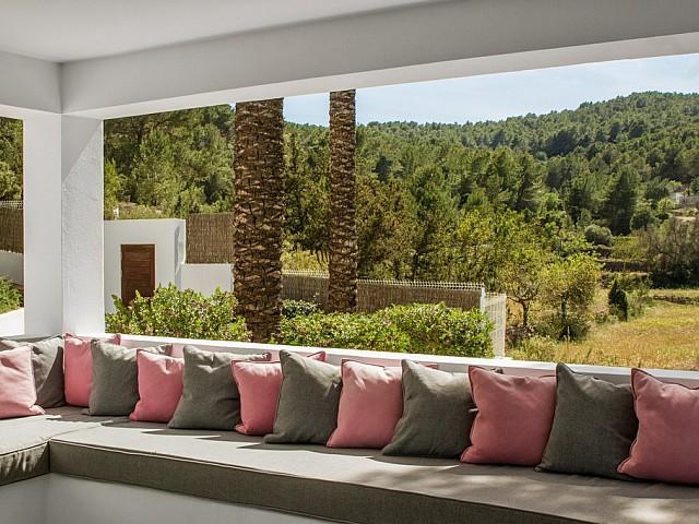 Porxo d'una vila en venda a Eivissa