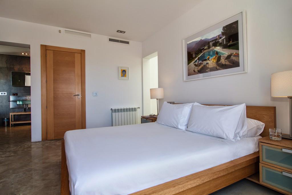 Dormitori d'una vila en venda a Eivissa