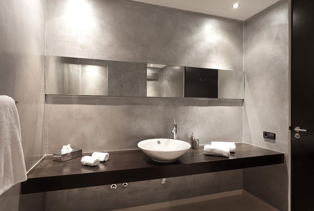 Ванная комната роскошной виллы на Ибице
