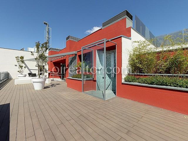 Penthouse zu vermieten in Embajadores-Lavapiés, Madrid.