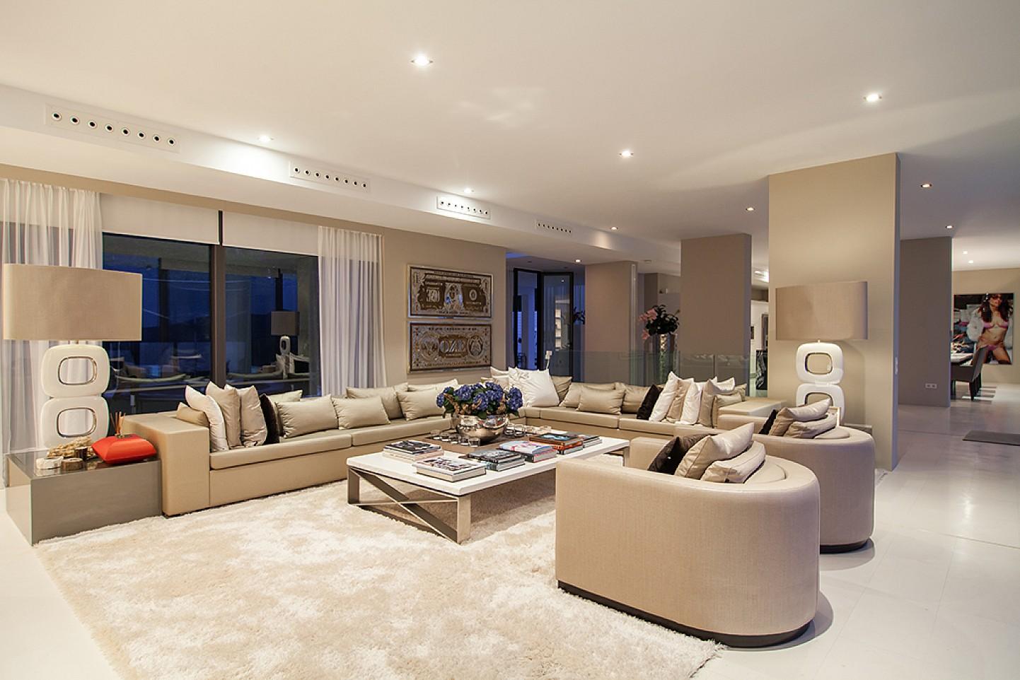 Wohnzimmerbereich