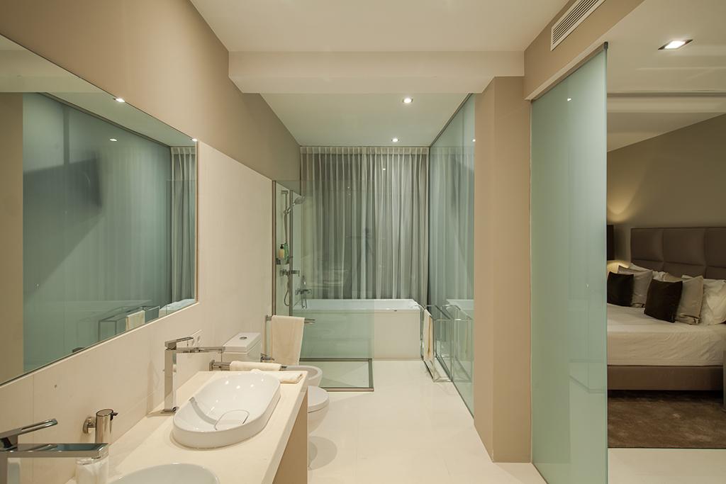 Ванная комната дома в аренду в Ибице