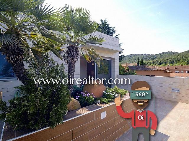 Casa unifamiliar en venta junto al Golf en Vallromanes