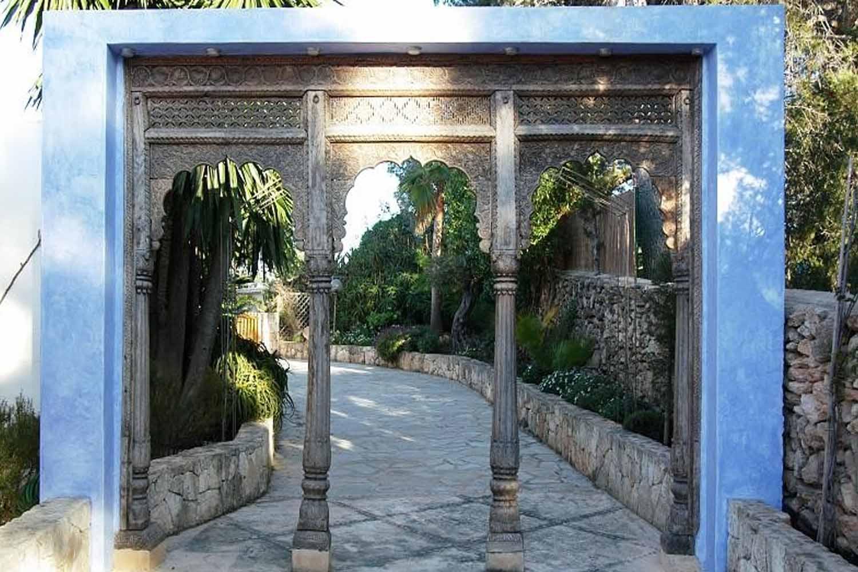 Eingang zum Innenhof