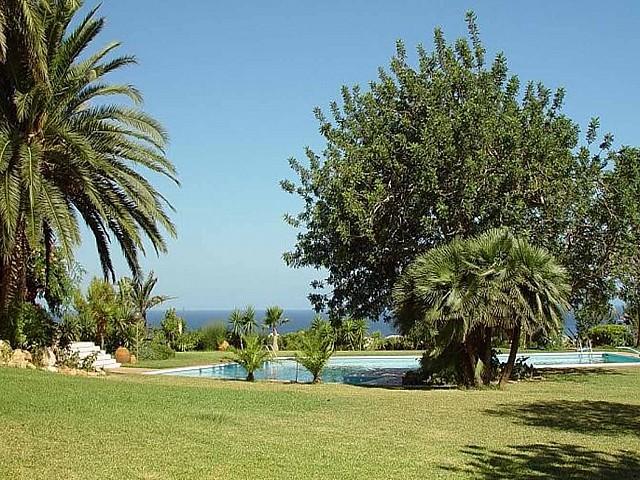 Alrededores de impresionante finca en venta en San Agustín, Ibiza