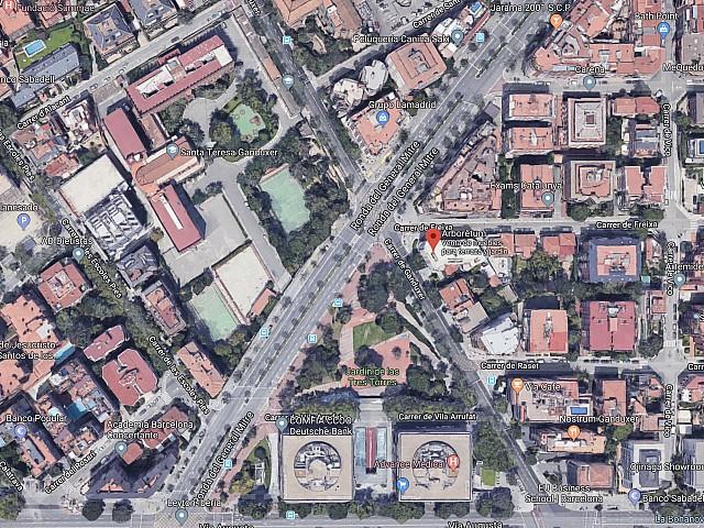 Edificio en venta en Sant Gervasi-Galvany, Barcelona.