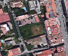 Solar para construir en Zona Alta de Barcelona