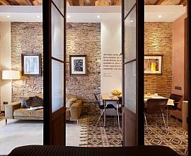 Apartament en lloguer temporal amb despeses incloses al barri Gòtic, Barcelona