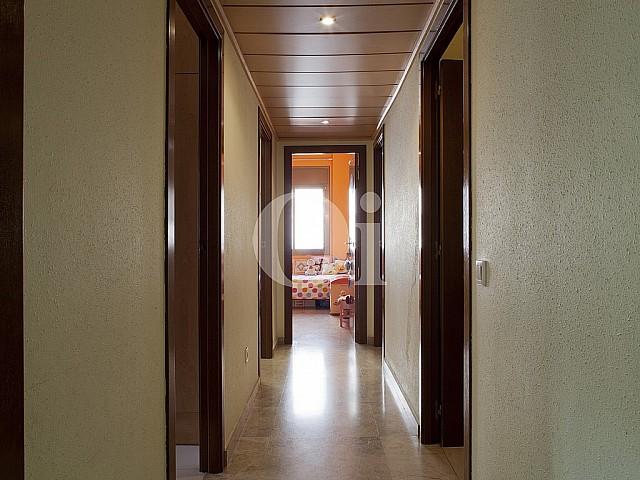 Hallway in flat for sale in Poblenou, Barcelona