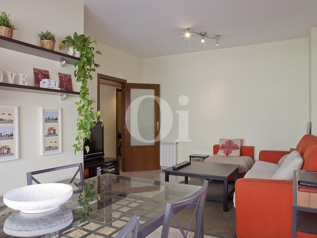 Sala de estar de piso en venta en Poblenou, Barcelona