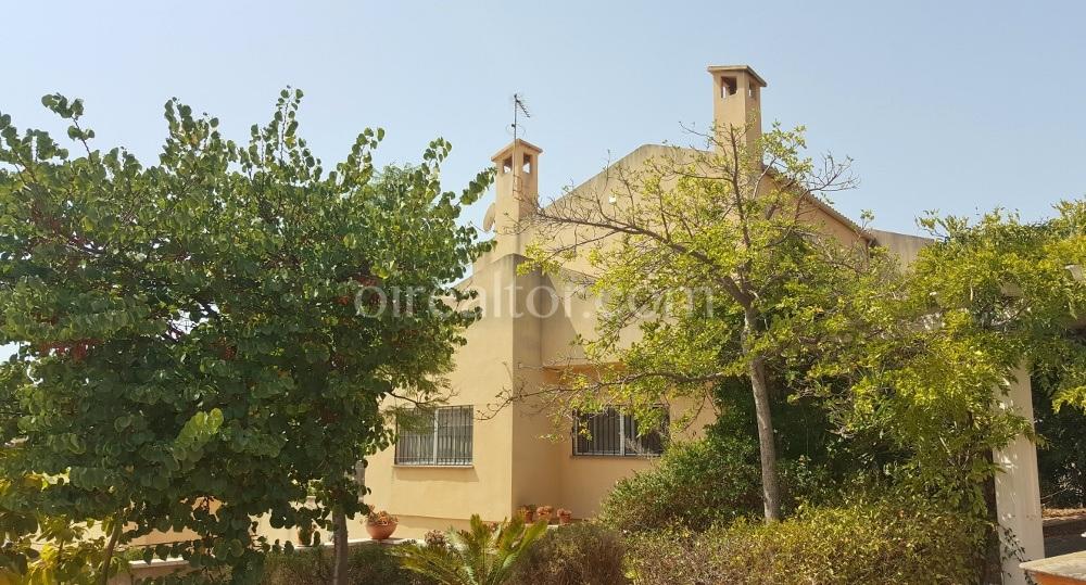 Продается шале в Miraflores de Palo, Малага
