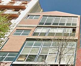 Edifici industrial amb potencial al barri de Gràcia, Barcelona