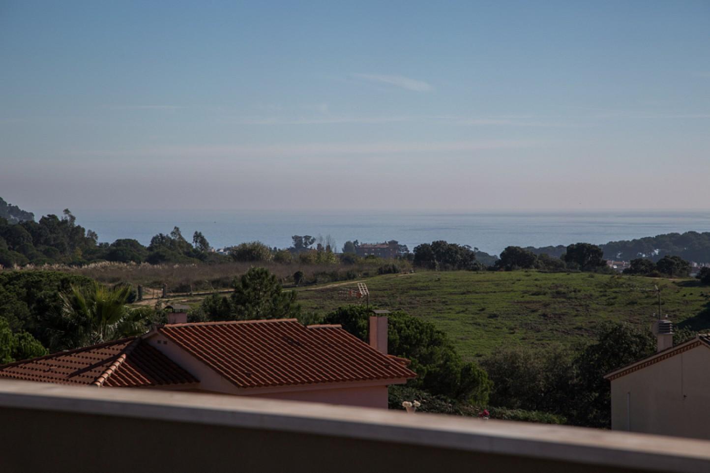 Surroundings of stylish villa for sale in Lloret de Mar, Costa Brava