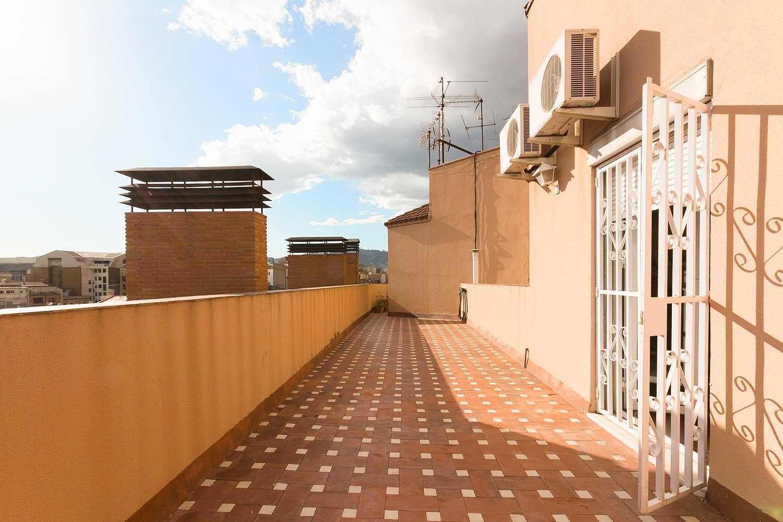 Terraza de ático en venta en Roger de Lluria, Barcelona