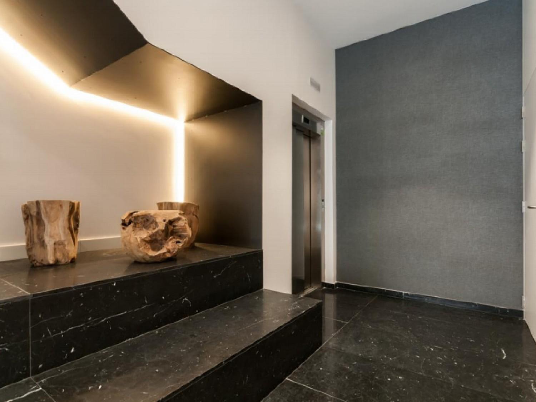 Дуплекс на продажу нового строительства в Барселоне.