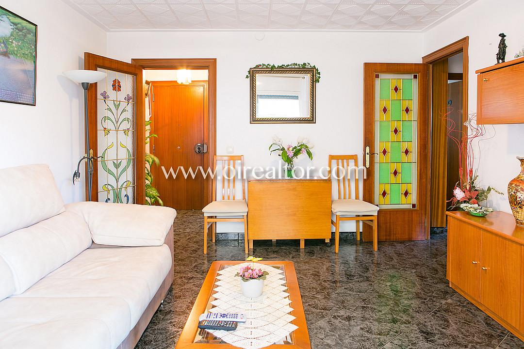 Продается квартира в Малграт де Мар