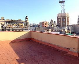 Unmöbliertes Apartment zur Miete im Gótico, Barcelona