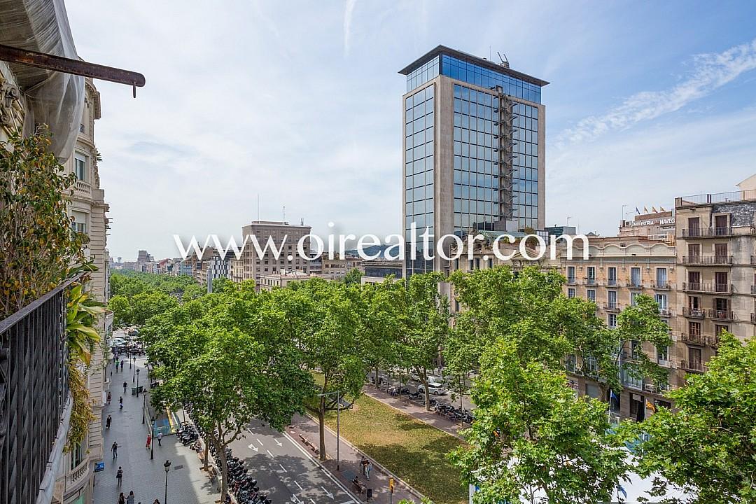 Продается квартира на Пасео де Грасиа, Барселона