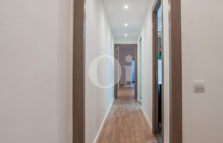 Vistas de precioso piso en venta en Barcelona