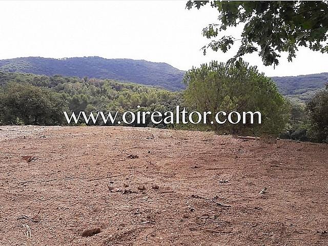 Solar en venta en Vallromanes, Maresme