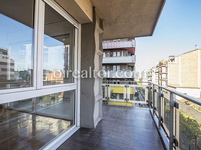 在巴塞罗那圣杰尔瓦西-加尔瓦尼出售的公寓。