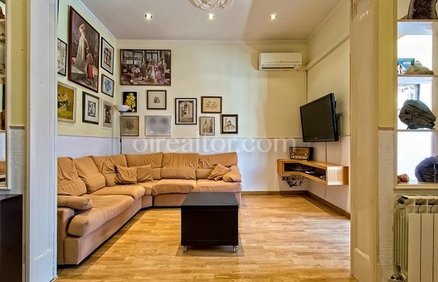 Идеальная квартира для инвестиций в Эшампле слева, Барселона.
