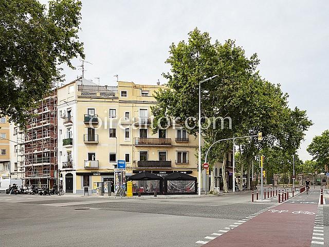 شقة للبيع في Poblenou ، برشلونة.