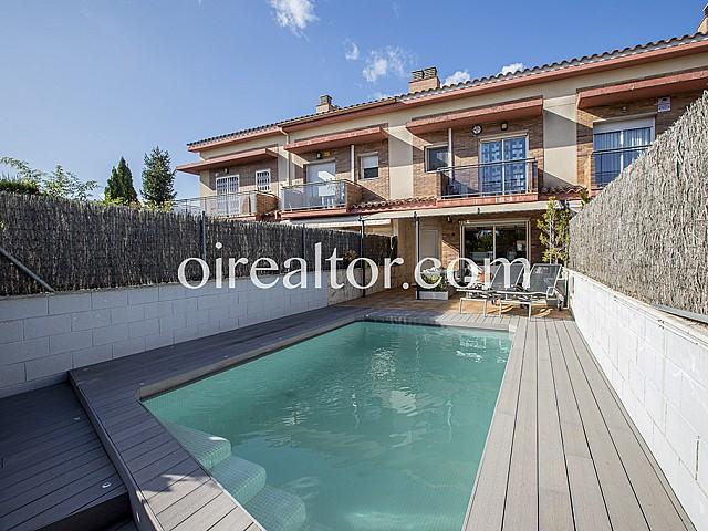 Magnifique maison de ville à vendre à Sant Vicenç de Montalt