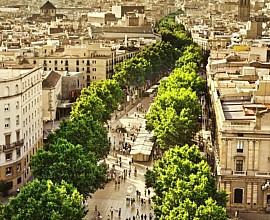 Продается здание в центре Барселоны